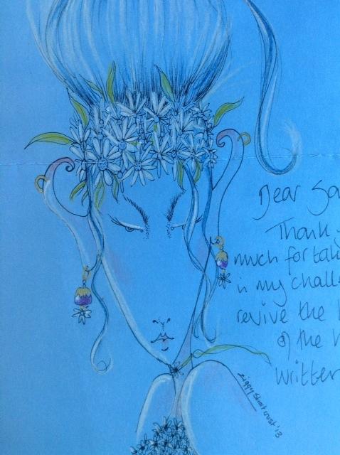Flower Elf by Ziggy Shortcrust