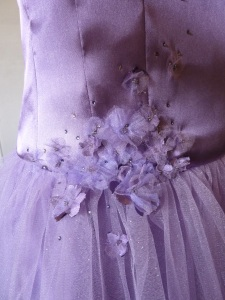 dress detail  © Sandra Alcorn 2012