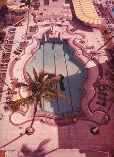 Miami, Florida. Photographer unknown circa 1950