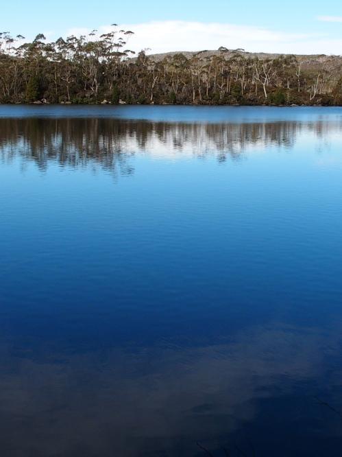 Lake Dobson Tasmania