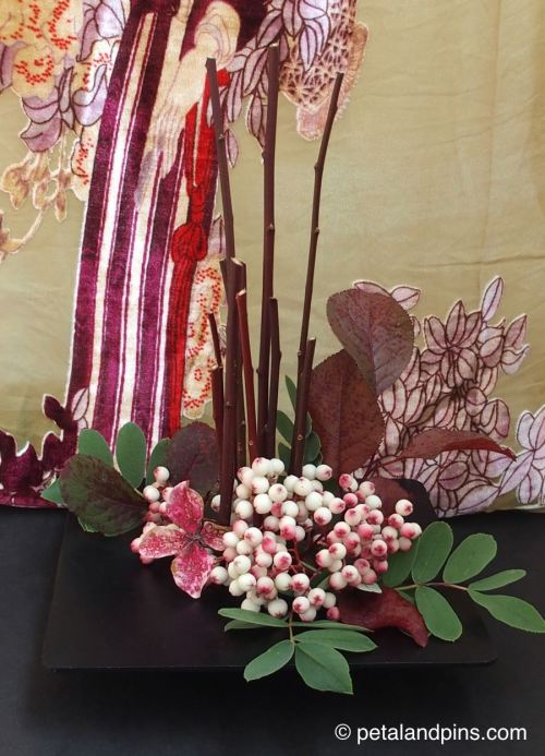 ikebana arrangemnet two