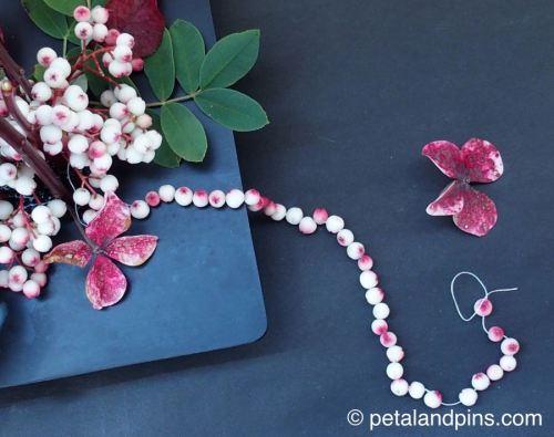 rowan berry pearls