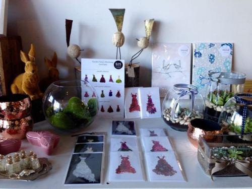 My Garden Fairy's Wardrobe cards