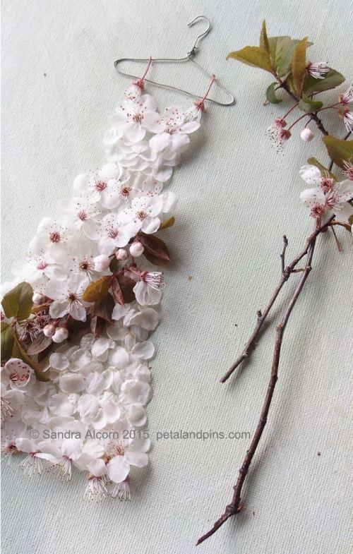 petal & pins plum blossom dress