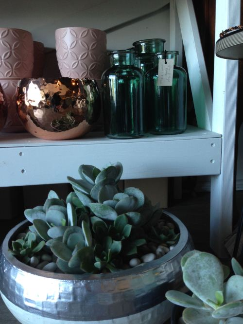 pots and jars