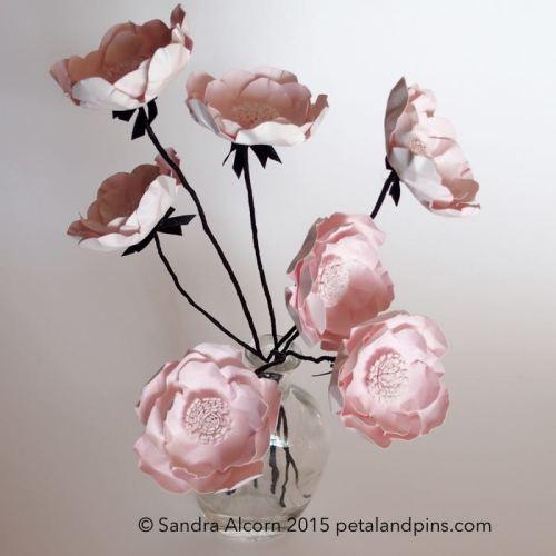 fleurs en papier #2