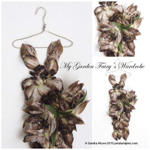 delphinium dress from petal & pins