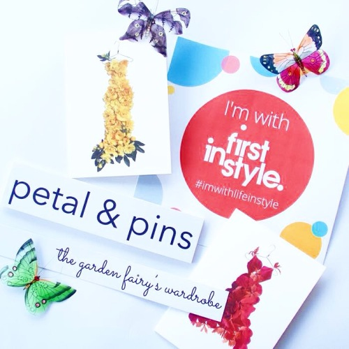 petal & pins at First Instyle
