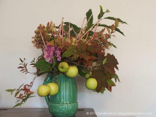 'In A Vase On Monday' Autumn 2016