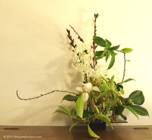 Autumn Ikebana