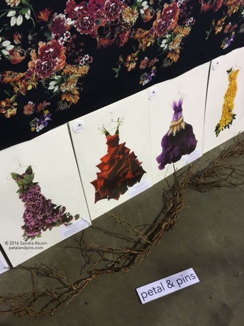 petal and pins art prints