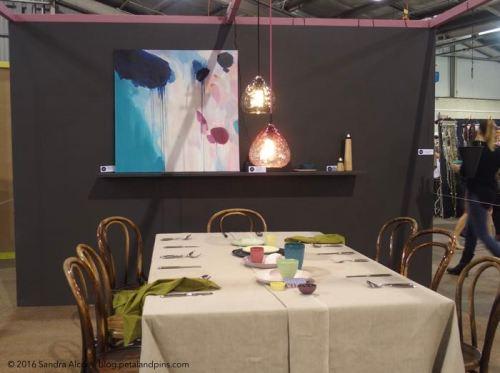 room installation at Bowerbird Bazaar