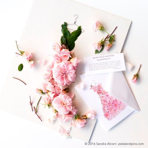 cecile-brunner-dress-in-the-making-and-petal-pins-card