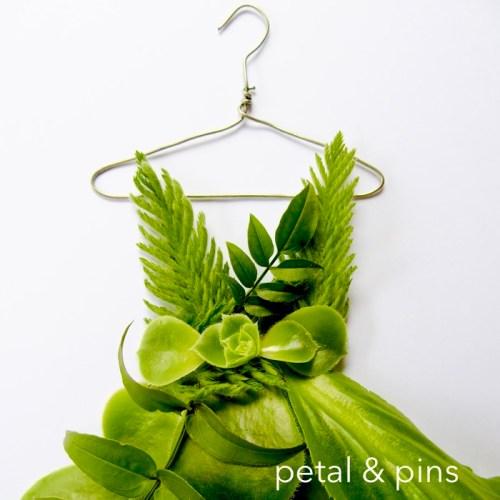 petal and pins
