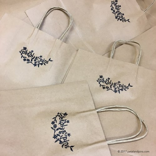 paper bags for design market